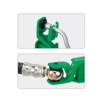 Запирающее устройство тормозных и топливных трубопроводов 4 в 1 TOPTUL JGAR0203