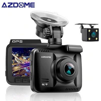 Видеорегистратор Azdome GS63H (M06) c дополнительной камерой