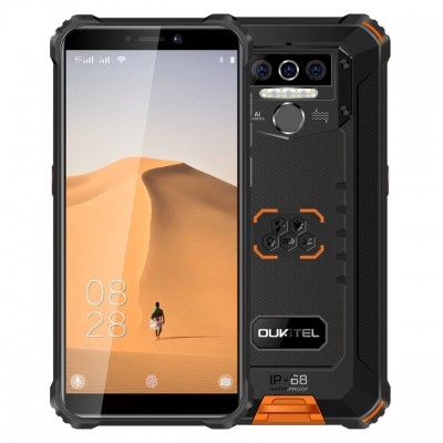 OUKITEL WP5 Pro orange