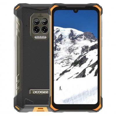 Doogee S86 orange