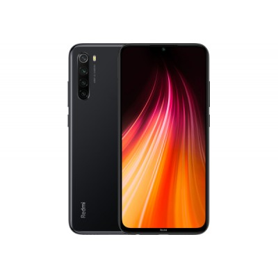 Xiaomi Redmi NOTE 8 4/64Gb black Global Version