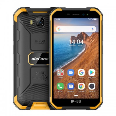 UleFone Armor X6 yellow