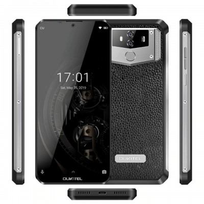 OUKITEL K13 Pro black leather