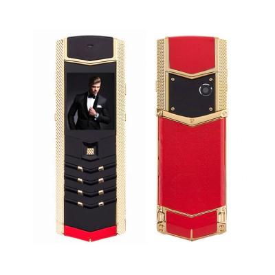H-Mobile V1 (Hope V1) red-gold. Vertu design
