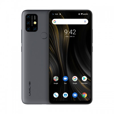 Umidigi Power 3 gray