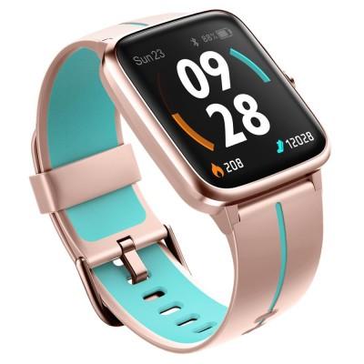 Смарт часы Ulefone Watch GPS pink-blue