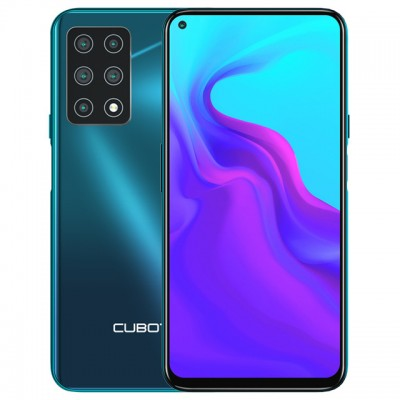 Cubot X30 8/128Gb green